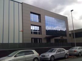 Rehabilitación oficinas Euskal forging